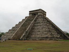 Chichen Itza Mayan Temple