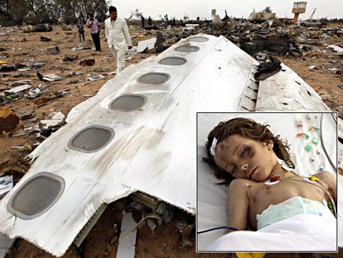 Plane Crash Survivors