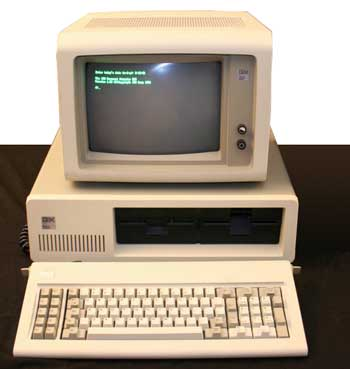 THE FIRST PC