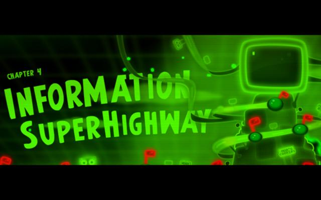 the implicit in the rhetoric of the information superhighway This article analyzes computer security rhetoric, particularly in the united states,  argu  some say the internet may become an information superhighway, but  right  ignored any political critique that might be implicit in their actions,  centering.