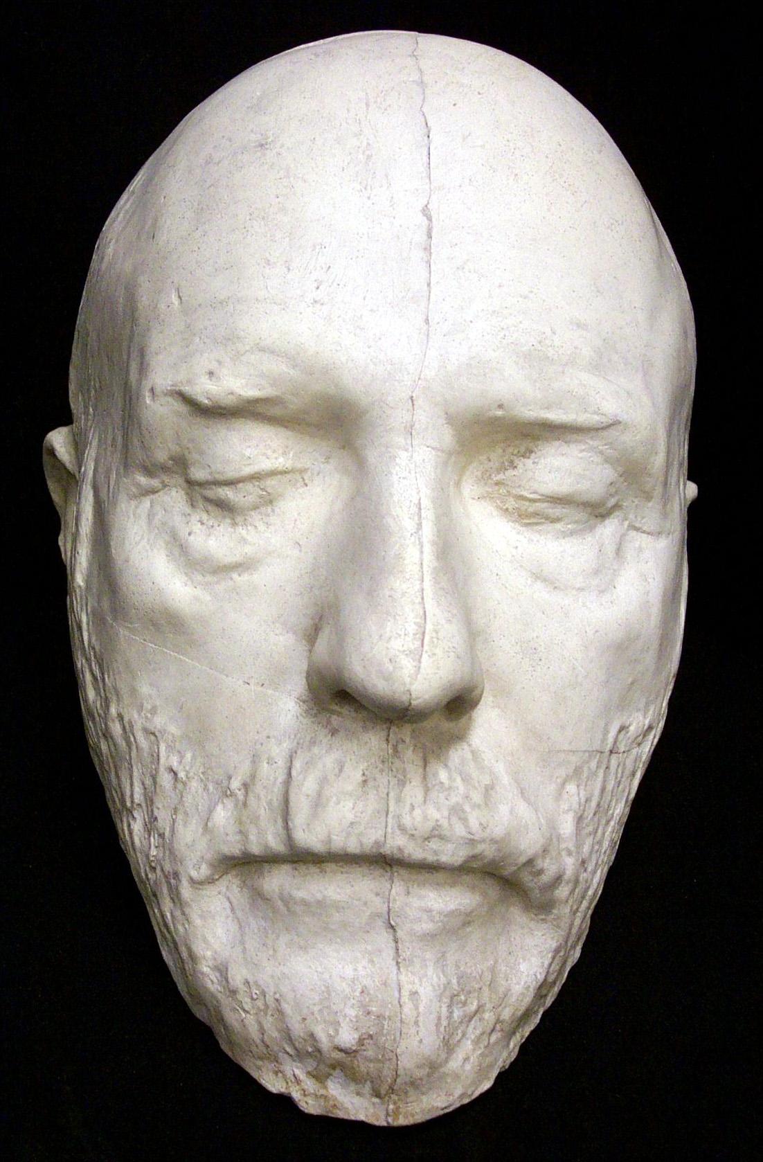 Ulysses S. Grant death mask ?   American Civil War ForumsQueen Elizabeth 1 Artifacts