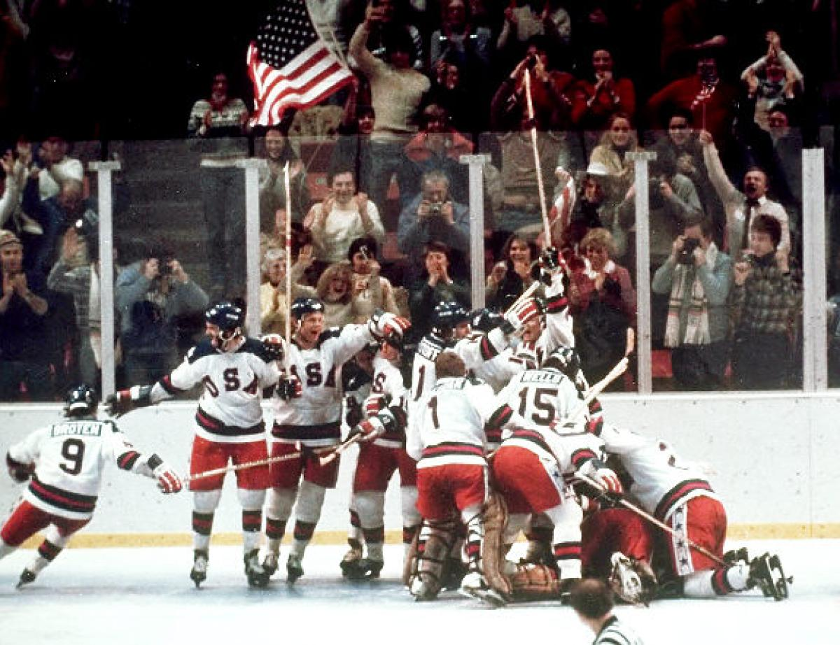 how the 1980 mens olympic hockey team was more than just a team 1980 us men's olympic hockey team american hockey team source for  to  send a team to lake placid to not only compete but win on american soil.