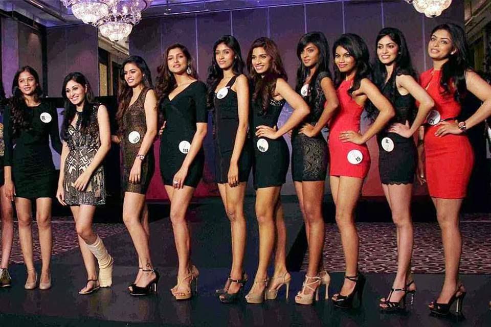 most attractive women 2014