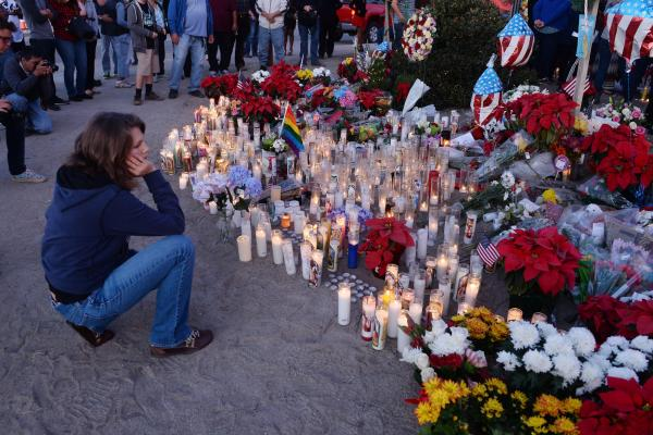 San Bernardino Tribute